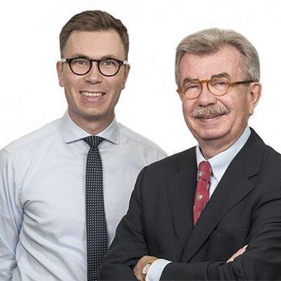 Claus und Sebastian Krell