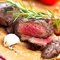 Wir beziehen unser Fleisch aus der region und aus bäuerlicher Aufzucht